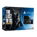 Sony PlayStation 4 1TB +The Last Of Us
