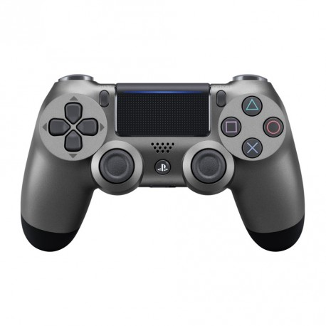 Sony Dualshock для Playstation 4 - steel black