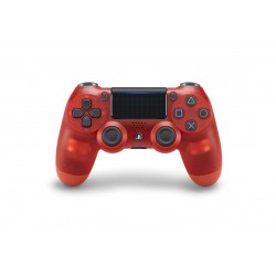 Sony Dualshock для Playstation 4 - red crystal