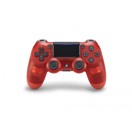 Sony Dualshock для Playstation 4 - red crystal