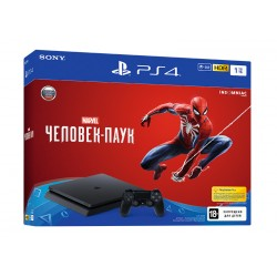 Ps4 Slim 1tb + Spider-Man