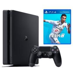 PS4 Slim + Fifa 19