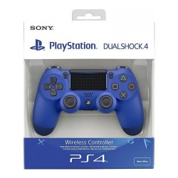 Sony Dualshock для Playstation 4 Blue